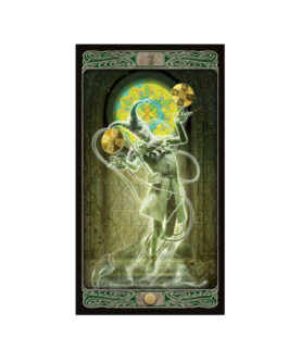 Tarot Silver Witchcraft 3