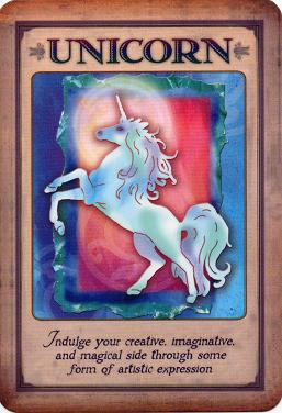 Oracle deck review: messages from your animal spirit guides.